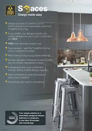 tradepoint kitchens price list leaflet tradepoint