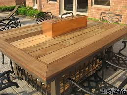 Tabletop Firepit by Best Fire Pit Tables Ideas