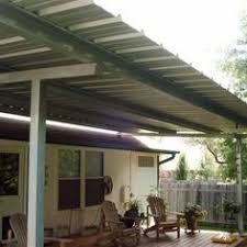 Jans Awning Products Small Porches And Porch Covers Corrugated Patio Cover Deck