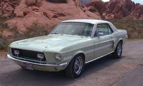 california mustang 1968 ford mustang california special coupe 15914