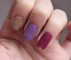 glamour and elegance of glitter nails indian beauty tips