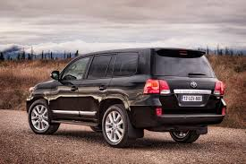 toyota cruiser lifted facelifted 2013 toyota land cruiser 5 7 v8 announced for the u s