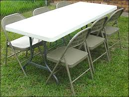 renting tables funtyme rentals table and chairs rentals in hoston
