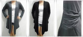 Cardigan Termurah lc87 spandex 75rb 68rb 64 5rb grosir baju cardigan wanita murah