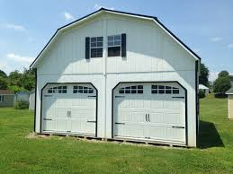Cheap Barn Homes 1702 24x24 Two Story Barn Garage For Sale 19 999 4 Outdoor