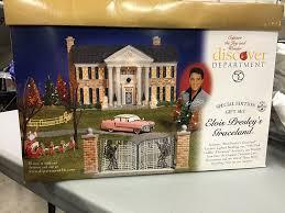 graceland amazon com elvis presley u0027s graceland gift set set of 6