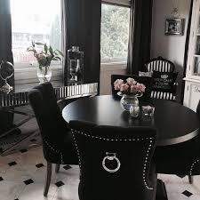 black dining room black and white dining room decorate iagitoscom grouse interior