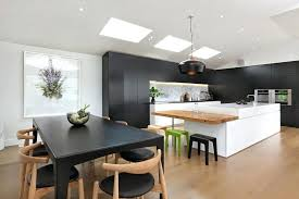 White Kitchen Cabinets With Black Hardware Black And White Kitchen Modern Kitchen Black White Ideas Black