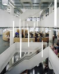 World Interior Design 37 Modern Libraries From Around The World