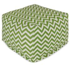 modern ottomans patio furniture majestic home goods