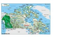 Map Of Canada Download Show Me A Map Of Canada Major Tourist Attractions Maps