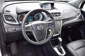 buick encore silver used 2015 buick encore leather awd suv for sale near kansas city mo