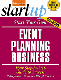 start your own event planning business your step by step guide to