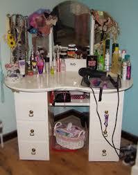 makeup storage ikea makeup storage table with skirt and