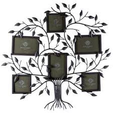 Metal Tree Wall Decor Metal Tree Wall Decor With Photo Frames Hobby Lobby 346155