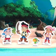 jake land pirates playset disney family