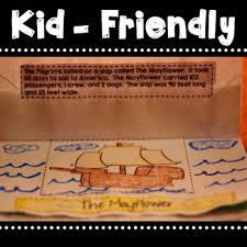 the thanksgiving story flip flap book thanksgiving activities