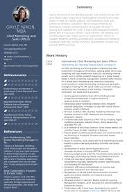 Resume Samples Sales And Marketing by Sales Officer Resume Samples Visualcv Resume Samples Database