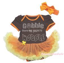 first thanksgiving onesie online get cheap baby thanksgiving dresses aliexpress com