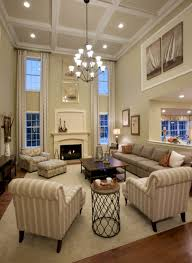 ideas for ceilings living room how to decorate a living room with high ceilings