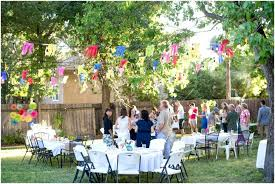 outdoor party decorations mesmerizing party decoration dway me