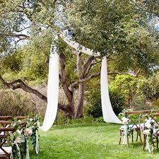 backyard weddings how to prepare a backyard wedding brides