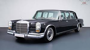 600 mercedes for sale mercedes 600 pullman landaulet used by the up for sale