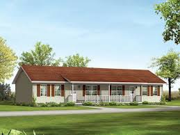 ranch home plans with front porch fancy idea 12 ranch floor plans with front porch elaine farm