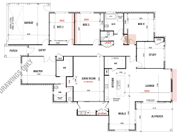 Home Theatre Room Design Layout by One Story House Plans With Theater Room