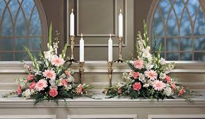 wedding altar flowers oscommerce