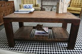 Rustic Coffee Tables With Storage Furniture Extraordinary Furniture Rustic Coffee Tables In Brown