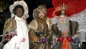 fotos reyes magos cabalgata madrid la 1 emitirá en directo la cabalgata de los reyes magos informacion es