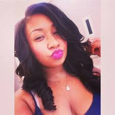 sew in weave with side part yelp hair pinterest hair