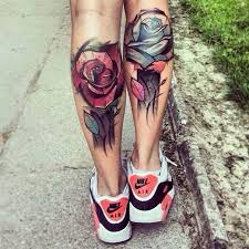 the top 5 best blogs on calf tattoos