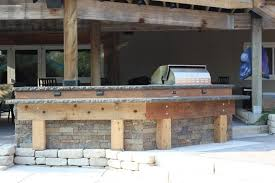 rustic outdoor kitchen ideas rustic outdoor kitchen designs post n beam outdoor kitchen photos