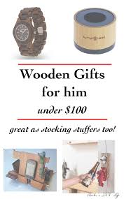 Best Gifts For Men Christmas 2016 Wooden Gifts For Men Under 100 Anika U0027s Diy Life