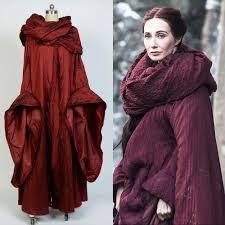 Halloween Game Thrones Costumes Melisandre Dress Promotion Shop Promotional Melisandre Dress