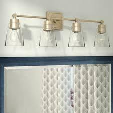 brass bathroom vanity light antique brass bathroom vanity lighting joss main