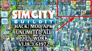 simcity apk hack mod apk simcity buildit v1 18 3 61792 unlimited all 2017