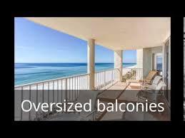 3 bedroom condos in panama city beach fl long beach towers panama city beach florida youtube