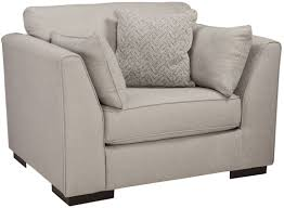 slipcover chair and a half ottoman chair and half with ottoman clearance reviews on elm