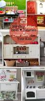 play kitchen ideas 25 diy play kitchen ideas u0026 tutorials cool gifts for your kids