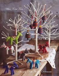 horse christmas ornaments u2013 handmade vintage christmas tree