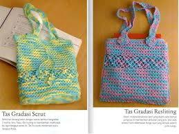 cara membuat tas rajut balon crochet bag 17 kreasi cantik tas rajut ulik buku craft