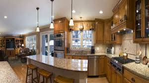 Kitchen Island With Seating Area Kitchen Room 2017 Luxury Galley Kitchen Pictures Most Efficient