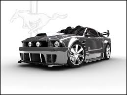 cool ford mustangs ford mustang gt customized by aiz is me on deviantart