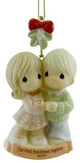 precious moments our together resin ornament