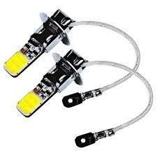 Fog Lights Diode Dynamics Dd0175p Mustang Fog Light Bulb Led H3 Cool White