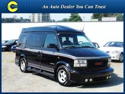 dodge cer vans for sale 1995 gmc safari travel cer for sale in vancouver