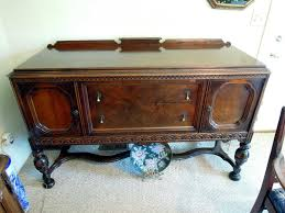 Dining Room Furniture Sideboard Antique Dining Room Furniture 1920 Collection With Best Sideboard